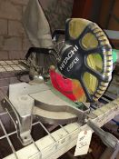 "Hitachi 10"" Miter Saw, Model #C10FCE 120 Volt 15amp"