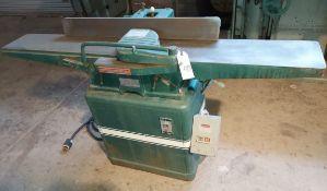 """Powermatic 8"""" jointer Model # 60 2hp 230/460 volt 3ph motor"""