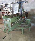 Midwest Automation, Inc. countertop saw Model # 5033 5hp 230 volt, 4- porta cable 690 router 115