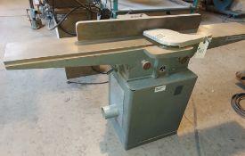 "Rockwell Delta 8"" jointer Model # 37-315 no motor"
