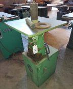 Boice Crane spindle sander 115/230 volt 1ph motor