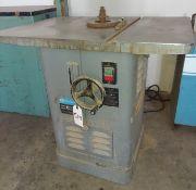 Rockwell heavy duty wood shaper Model # 43-361 2hp 115/230 volt 1ph motor