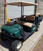 EZ GO mpt1000 utility cart w/ dump bed needs batteries