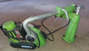 Ko.Matic Machinery 3 wheel variable speed 115 volt