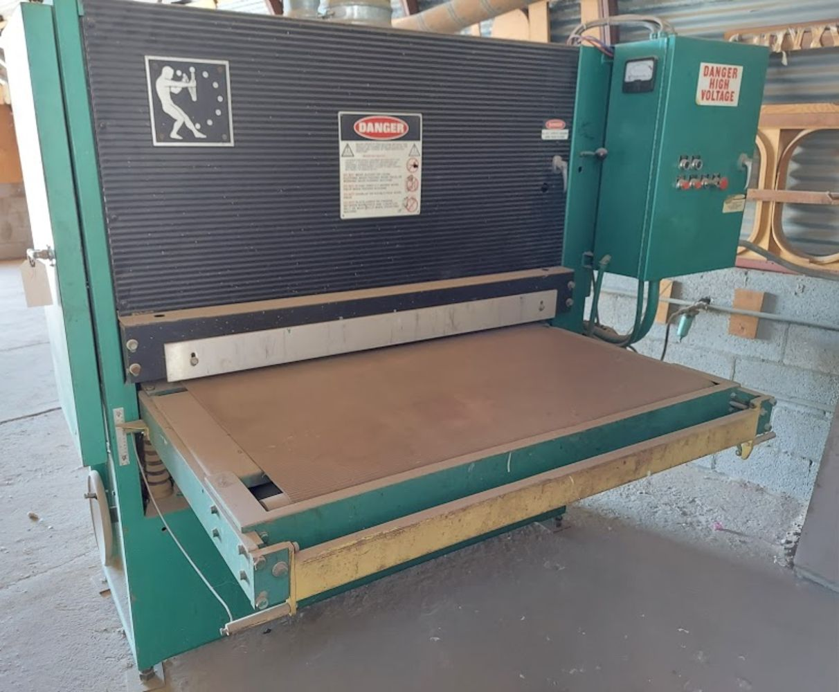 NICK & SONS CUSTOM CABINETS - OWNER RETIRING - NO RESERVES - AUCTION IN PHOENIX AZ