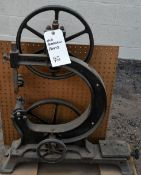 Old Band Saw Parts, Pic 383