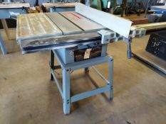 """Delta 10"""" Contractor Table Saw, Model #34-441, 1.5 hp 115/230 volt 1ph Motor, 30"""" Unifence Fence"""