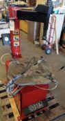 Tire Changer Machine, Model #800IT, 110 volt