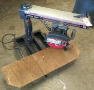 "Sears Craftsman 10"" Radial Arm Saw, 120/240 Volt 1ph"