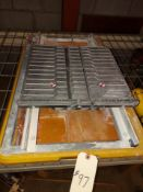 """Sliding Table for Cutting Tile, 15"""" x 15"""""""