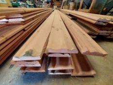 "5"" Knotty Pine Molding, 16' Lenths"