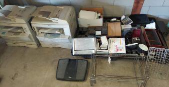 Office Equipment & Supplies, Sharp AR-201 Digital Imager Copier, Sharp AR-2005 Digital Imager