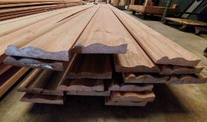 "5"" Red Oak Molding 14' Lengths"