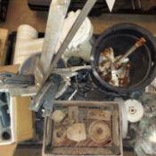 Pallet of Gruvlok, Pipe Fittings, Drawer Slides, Corner Brackes, & More