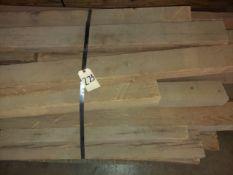 Bundle of Doug Fir Timber Beams, 4' - 10' Lengths, Random Widths