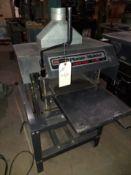 "Sears Craftsman 12"" Wide Power Feed Planer - Molder, Motor is 2 HP 115/230 Volt 1ph"