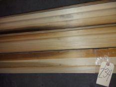 Misc Poplar Molding, Up to 12' Long