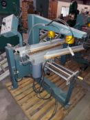 Marcon Woodworking Machinery 46 Spindle Line Boring Machine, Model #M6000C, 2 - 1.5 HP 208-230