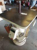 Max Vertical Oscillating Spindle Sander, Model #VSI-15, Tilting Table, Motor is 115 Volt 1ph