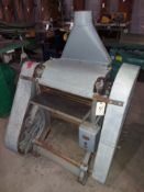 """American Sawmill Machinery Co. 20"""" Planer, Motor is 5 HP 220/440 Volt 3ph"""