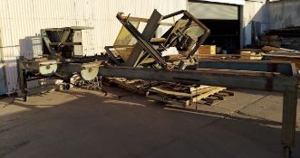 Truss Cutting Table Parts