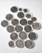 21x 1 Dollar USA. 1971-1999. Partly silver