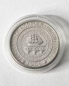 1/2 Dollar USA. 1936. Norfolk Virginia. Borough of Norfolk Bicentennial. 1636-1936