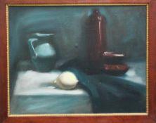 Butkevich , still life , oil on canvas, framed. 55X70cm