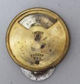 Textile measure Instrument around 1900. 6.5 cm