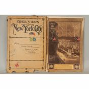 King's Views of New York City by Moses King 1908