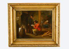 David Teniers der Jüngere (1610-1690)-attributed