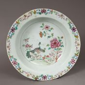 A Qianglong porcelain bowl
