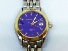 Armbanduhr, Eterna-Matic,