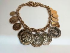 Karibik-Halskette