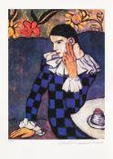 Pablo Picasso, Harlequin