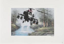 Banksy, Corrupted Oil