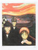 Edvard Munch, Anxiety