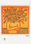 Keith Haring, Don't see, don't hear, don't speak
