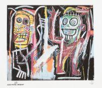 Jean-Michel Basquiat, Dustheads