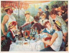 Pierre Auguste Renoir, Luncheon of the Boating Party