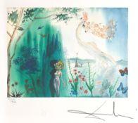 Salvador Dalí, Spring
