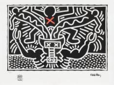Keith Haring, Revolution