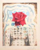 Salvador Dalí, Surrealist Flower Girl