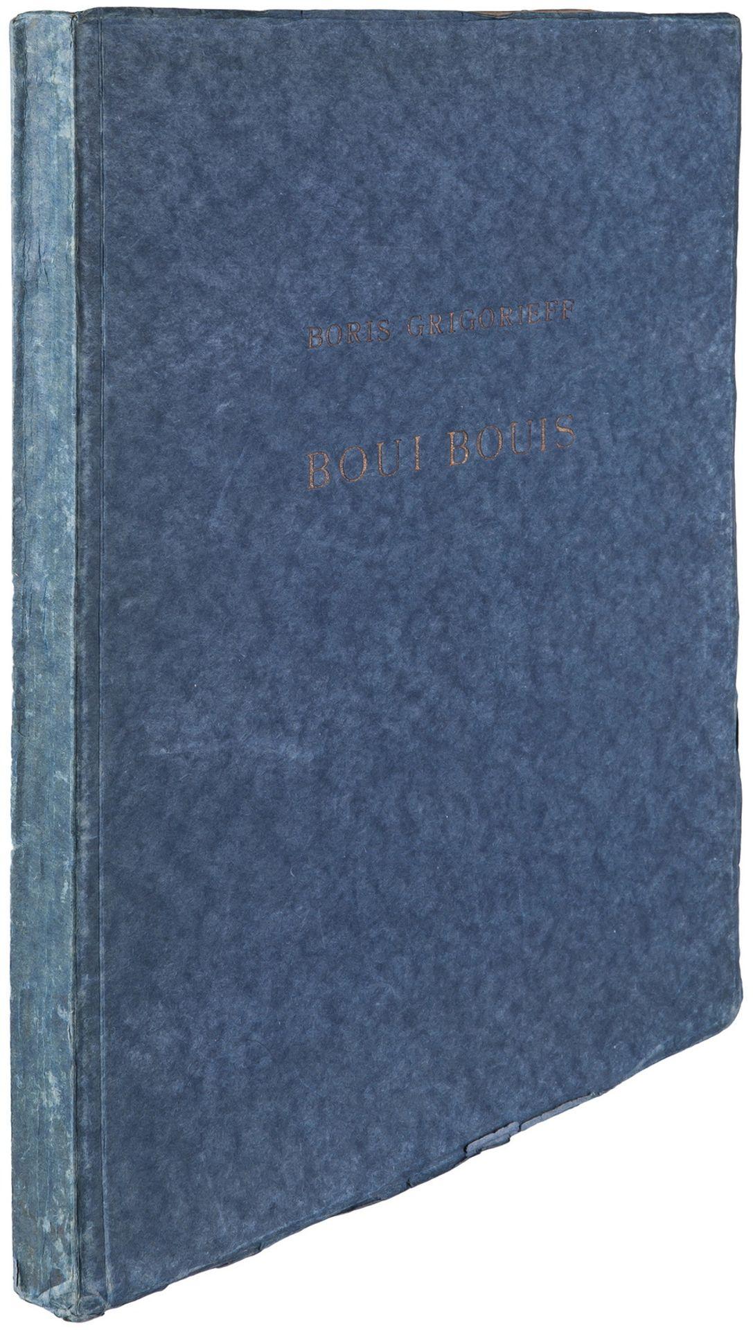 Grigorieff, B. Boui Bouis / Boris Grigorieff; text von Claude Farrere, S. Makowsky und B. Schloezer.
