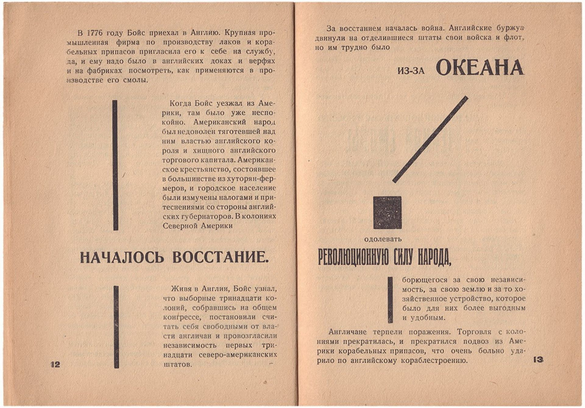 [Soviet art]. Ievlev, S. Our north Turpentine / S.F. Ievlev. - Arkhangelsk, 1931. - 80 pp.: ill.; 29 - Bild 4 aus 6