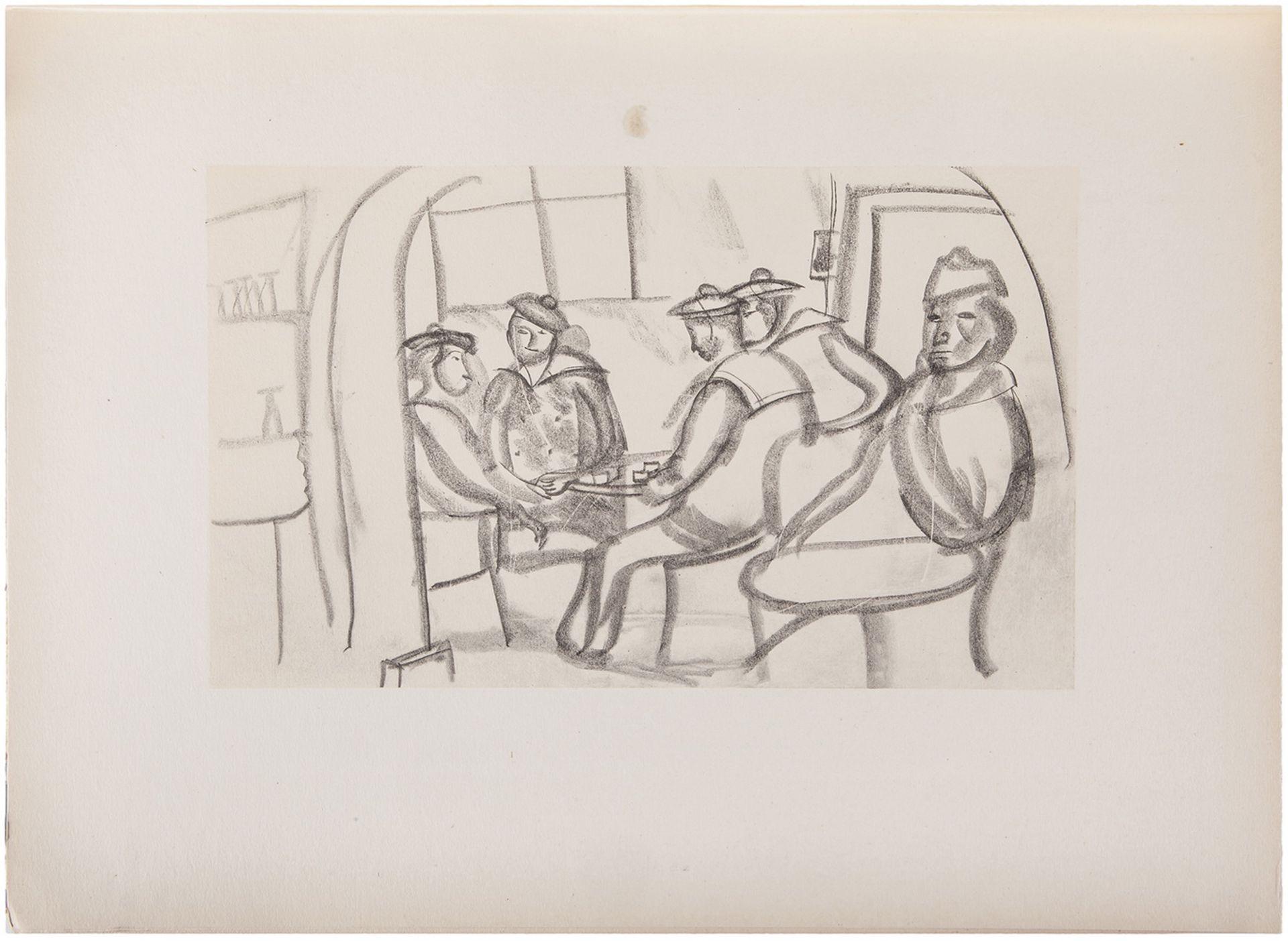 Grigorieff, B. Boui Bouis / Boris Grigorieff; text von Claude Farrere, S. Makowsky und B. Schloezer. - Bild 4 aus 5