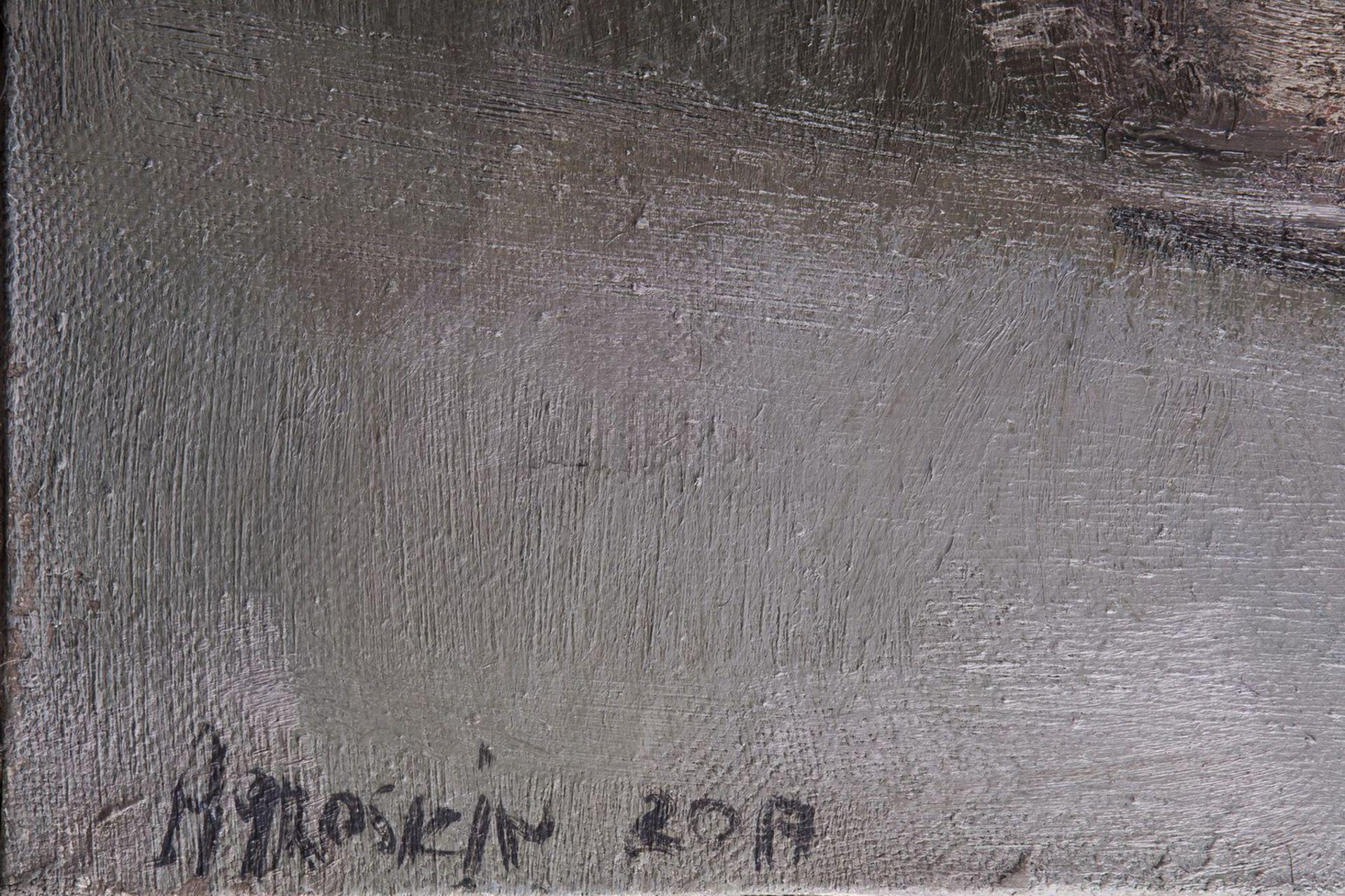 Agroskin, S.E. Buckets. 2017. Oil on canvas. 70x100 cm.<br>Signed. <br>Sales: Lyon &amp; Turnbull (A - Bild 3 aus 3
