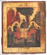 "Russian icon ""Old Testament Trinity"""