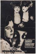 New trends in the soviet theatre : Intourist pictorial. - Ì.: Vneshtorgizdat, [1933]. - [16] pp. : i