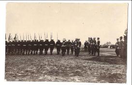 [Russian Empire. Romanov]. Karl Bulla. Nicholas II, Grand Duke Nicholas Nikolaevich and Grand Duke K